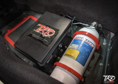 TKO Motorsports - Battery Conversion Kit [TKOSROD1286K] ARHC Controller & Fire Suppression System [TKOSROD1291K]