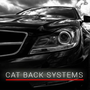Cat Back Systems